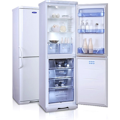 Холодильник двухкамерный Бирюса-131 (1920*600*625 мм) белый