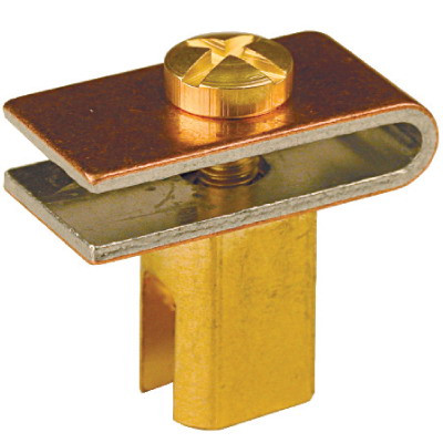 Усиленная клемма заземления для проволочного лотка DKC FC37303