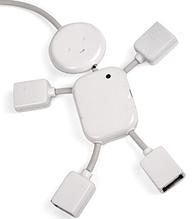 """USB Hub """"Человечек"""" подарок для офиса"""