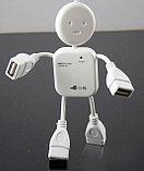 """USB Hub """"Человечек"""" подарок для офиса, фото 3"""