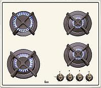 Встраиваемая газовая поверхность Teka ER 60 4G AI AL CI