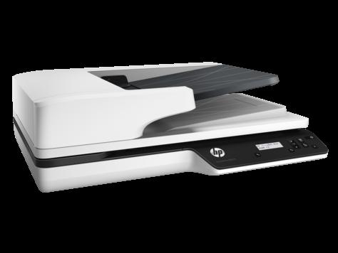 HP L2741A Сканер планшетный ScanJet Pro 3500 f1 Flatbed Scanner (A4)