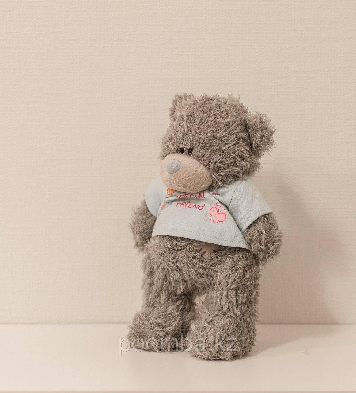 """Мягкая игрушка Teddy """"Me to You"""" 25 см в голубой футболке"""