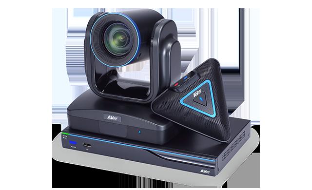 Видеоконференция AVer EVC150 точка в точку (point-to-point)