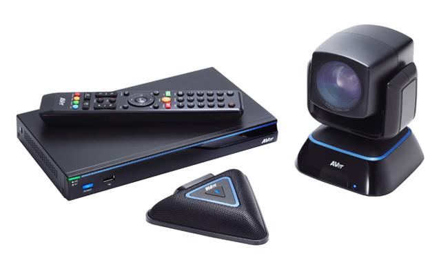 Видеоконференция AVer EVC130Р точка в точку (point-to-point)