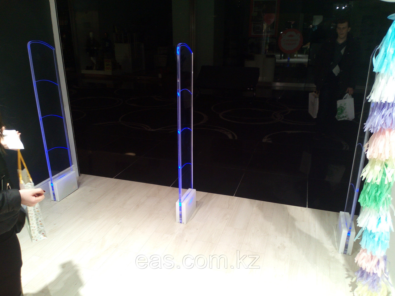 Противокражные системы Cristal Dual
