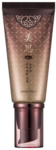 Омолаживающий тональный крем MISA Cho Bo Yang BB Cream SPF30 (№21)