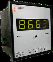Поверка прибор щитовой цифровой электроизмерительный Щ02П