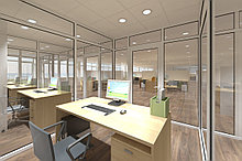 Разработка дизайна итерьера офисов