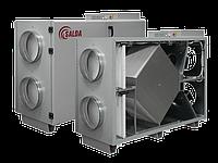 Вентиляционный агрегат с рекуперацией тепла RIS Н EKO