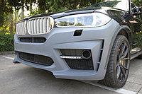 Обвес Hamann на BMW X5 F15 (Пластик PU)