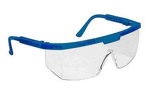 Очки защитные открытого типа, безцветные.
