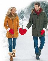 Варежки для влюбленных Gloves for lovers