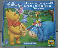 Настольная игра Экспедиция Медвежонка Винни