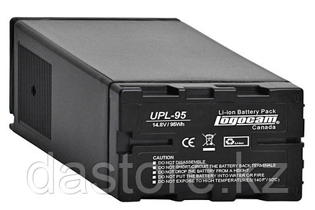 Logocam UPL-95 аккумулятор для PMW/PXW ручных камер, фото 2