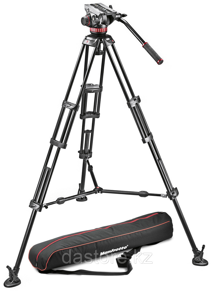 Manfrotto MVH502A 546BK-1 штатив для видеокамеры и DSLR