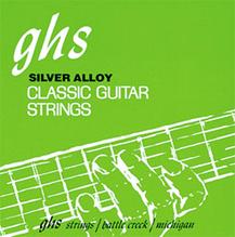 Струны для классической гитары GHS 2100 bronze