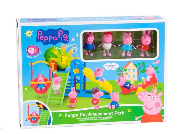 "Набор игрушек ""Свинка Пеппа"""