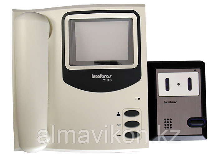 IntelBrass AV200  цветной видео домофон