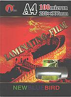 Ламинат А-4 100мм 100шт