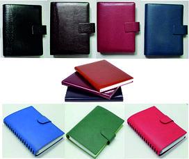 Ежедневники, блокноты