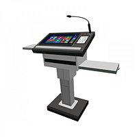Мультимедийный цифровой подиум PK-220SU Podium(Stand Single)