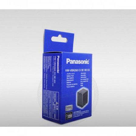 Аккумулятор Panasonic VW-VBN260, фото 2