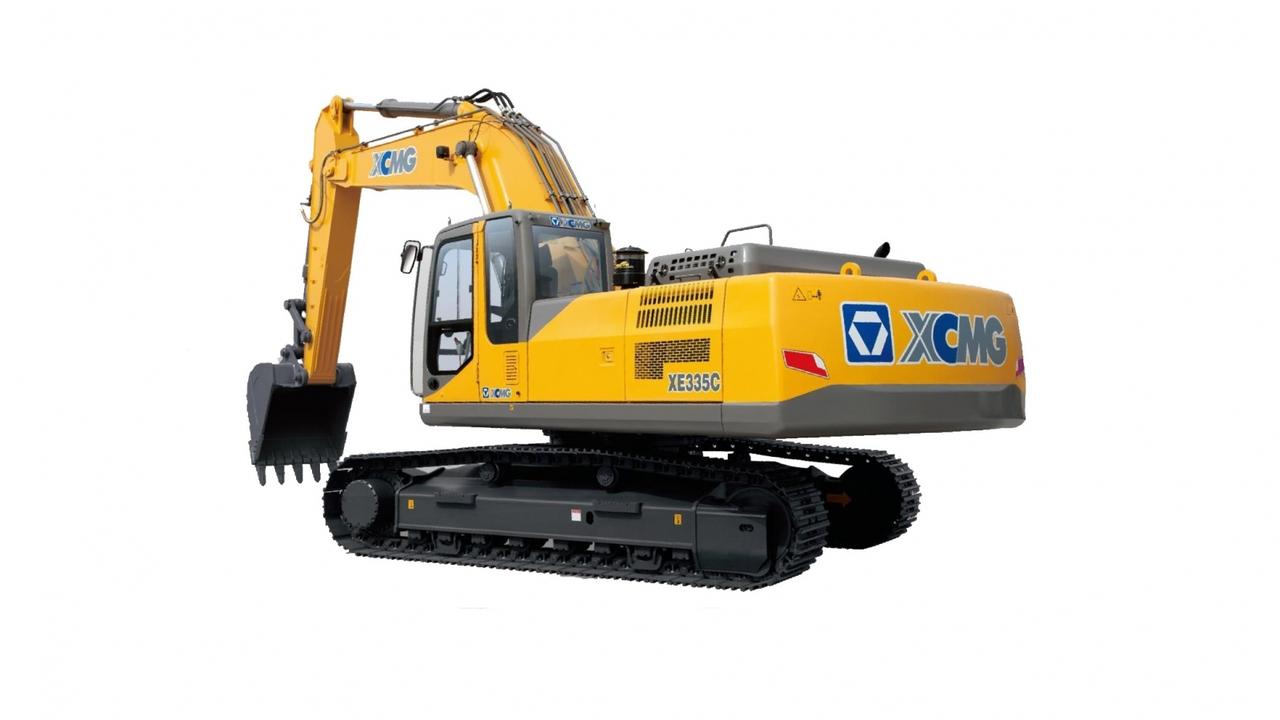 Экскаватор XE335C