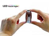 Светодиодная насадка на кран, фото 5
