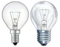 Лампочки накаливания (шарики, свечки)