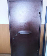 Изготовление стальной двери