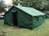 Палатка военная 3X4 м. брезентовая, фото 2