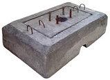 Шлагбаумы электрические, фундамент для шлагбаума, фото 2
