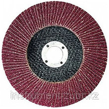 "Круг лепестковый торцевой, 115 х 22,2мм, тип КЛТ1, ""Луга"" Р40"