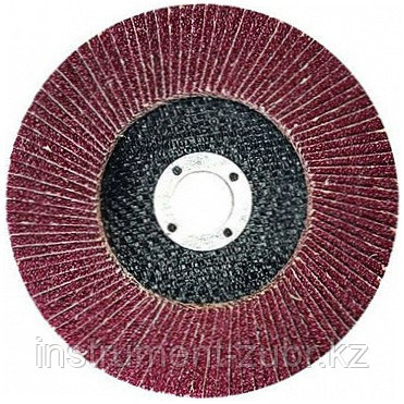 "Круг лепестковый торцевой, 150 х 22,2мм, тип КЛТ1, ""Луга"" Р40, фото 2"