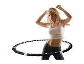 Массажный обруч для похудения Хулахуп ( Acu Hoop Pro ), фото 2