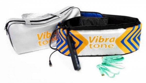 Пояс для похудения Vibra Tone (Вибротон). Массажный пояс Вибратон.Оригинал, фото 2