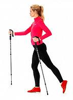 Палки телескопические для скандинавской ходьбы «НОРДИК СТАЙЛ» Walking sticks, фото 1