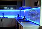 Светодиодная лента 5050 60 диодов на метр. герметичная - залитая прозрачным силиконом, фото 9