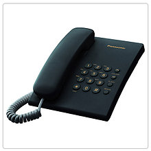 Проводной телефон Panasonic KX-TS2350CAB