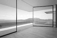 Плавающие панорамные окна разработали в Швейцарии