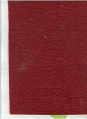 Фетр 100% шерсть бордовый