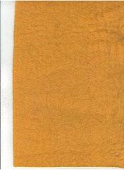 Фетр 100% шерсть желтый