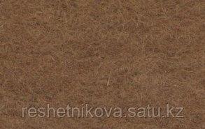 Фетр 100% шерсть коричневый