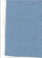 Фетр 100% шерсть небесно-голубой