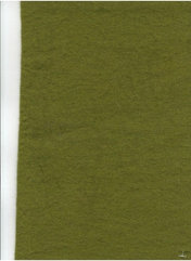Фетр 100% шерсть оливковый