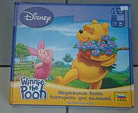 Настольная игра Медвежонок Винни. Викторина для малышей, фото 1