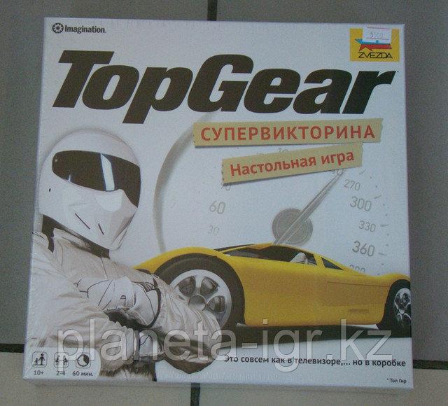 Настольная игра TopGear