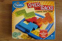 Cover your tracks Спрячь свои следы. Настольная игра-головоломка, Thinkfun