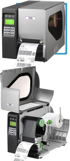 Промышленный принтер этикеток TSC TTP-2410M Pro (Термотрансферный)